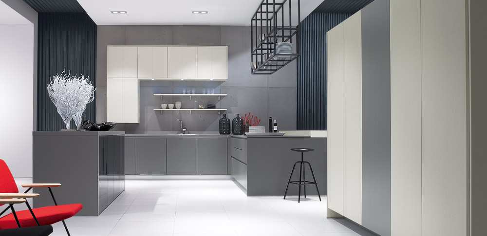 ... Kitchen Finishes Are Of High Quality And Available In A Wide Range Of  Colours, Ensuring A Highly Appreciable And Luxurious Handle Less Kitchen  Design. Part 67
