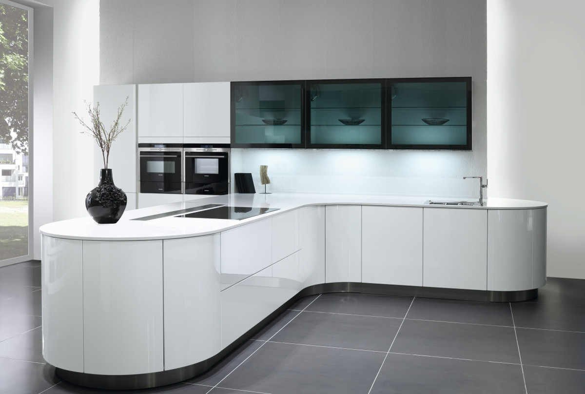 Handleless Kitchens Contemporary Kitchens