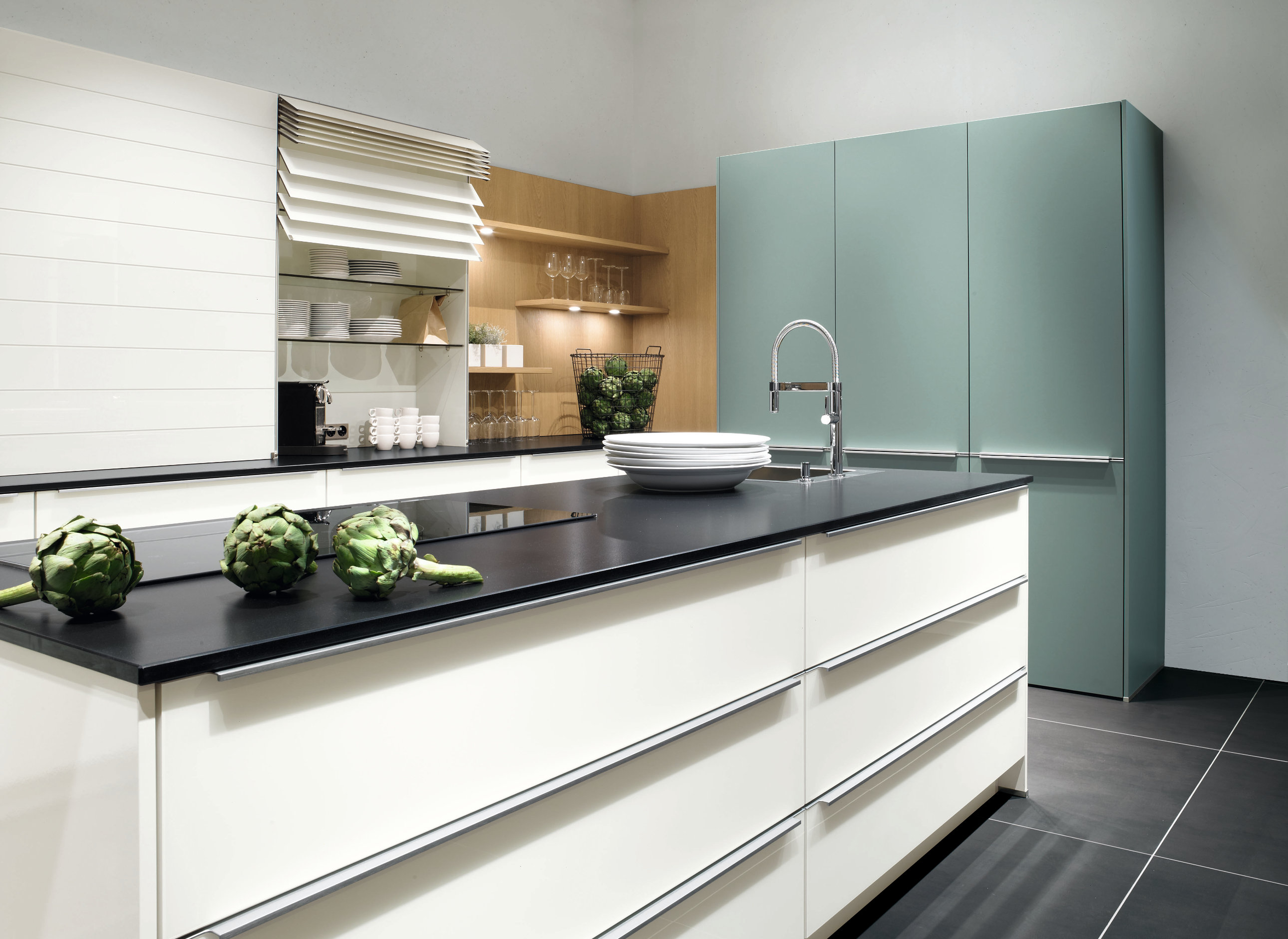 High Gloss Kitchens | Contemporary Kitchens